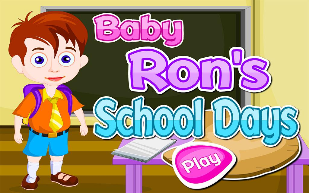 Ron at Primary School Games- screenshot