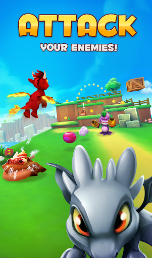 Dragon Land screenshot 8
