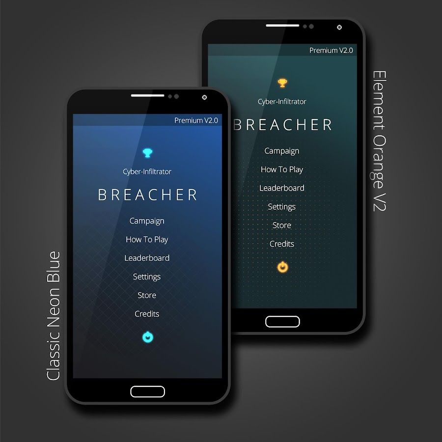 Breacher- screenshot