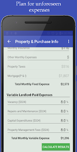 Real Estate Analyzer- screenshot thumbnail