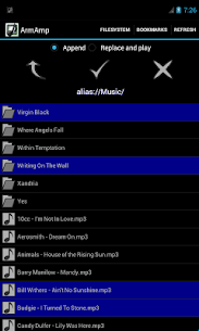 ArmAmp Music Player App Download For Android 4