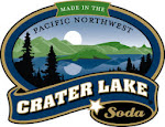 Logo of Crater Lake Soda Root Beer