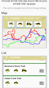 TrailMate - ORV Trails - MI- screenshot thumbnail