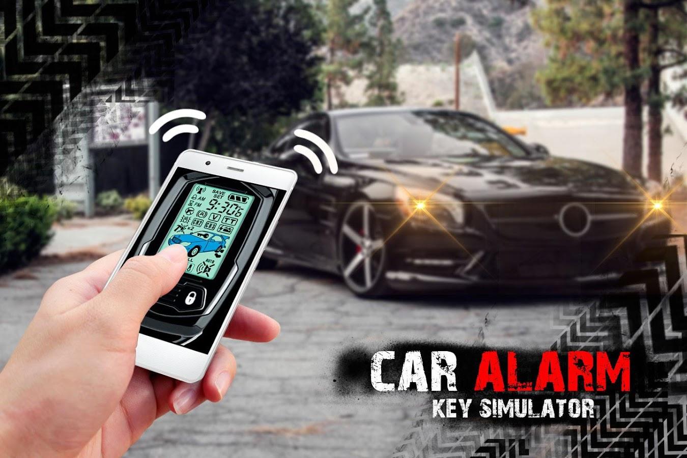 car alarm key simulator android apps on google play. Black Bedroom Furniture Sets. Home Design Ideas