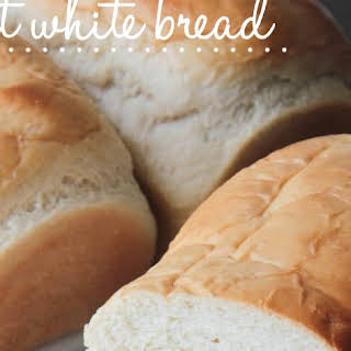 Butter-Topped White Bread.