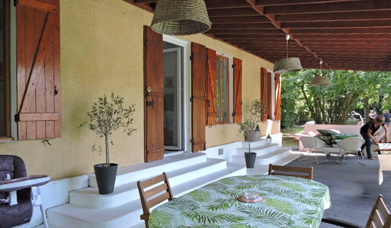 Maison avec piscine et jardin Marsac-sur-l'Isle