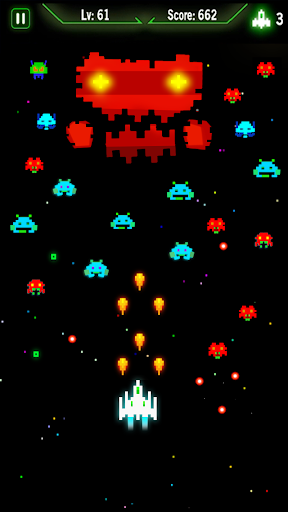 Space Invaders:Galactic Attack