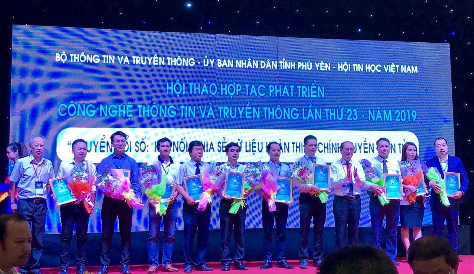 Hội thảo hợp tác phát triển CNTT-TT Việt Nam lần thứ 23 năm 2019 - 4