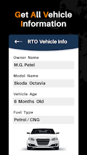 RTO Vehicle Information Apk Download 1