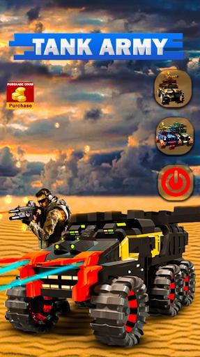 Tank Army  captures d'écran 1