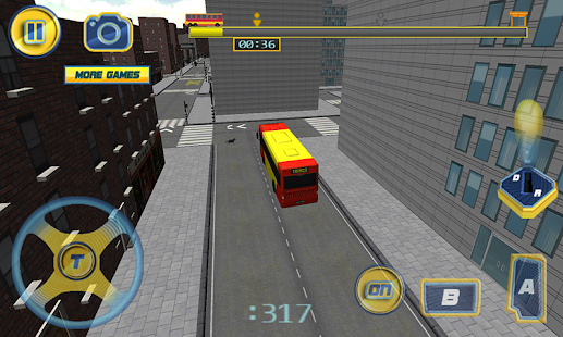 3D-Real-Bus-Driving-Simulator 2