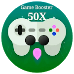 50X Game Booster Pro Icon