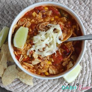 Crock Pot Chicken Lime Avocado Cilantro Soup Recipes