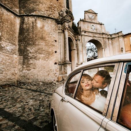 Fotógrafo de bodas Giuseppe maria Gargano (gargano). Foto del 17.01.2018