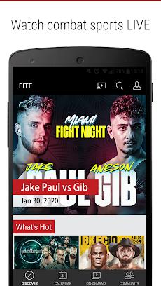 FITE - Boxing, Wrestling, MMA & Moreのおすすめ画像1