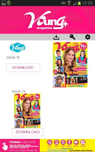 YoungPlus Magazine