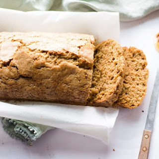 Zucchini Bread with Honey Butter Recipe