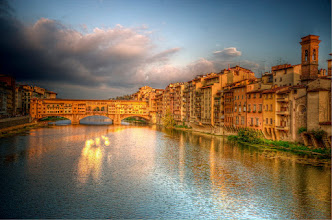 Photo: Ponte Vecchio - Florence