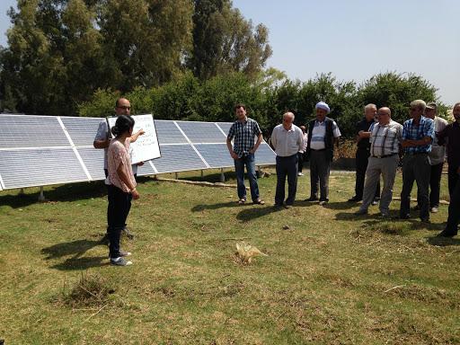 solaire pompage