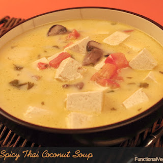 Spicy Thai Coconut Soup