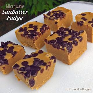 Microwave SunButter® Fudge Recipe