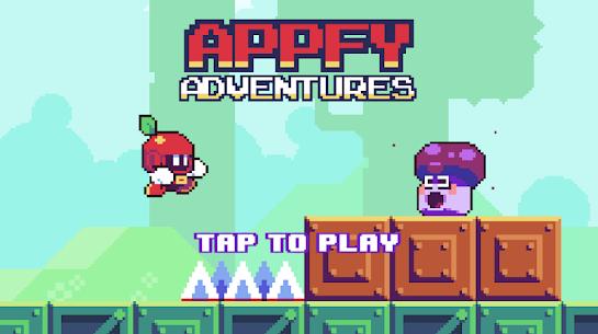 Appfy 2D Adventure MOD (Unlock All Levels) 1