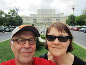 Photo: Lasse ja Pirkko Bukarestissa