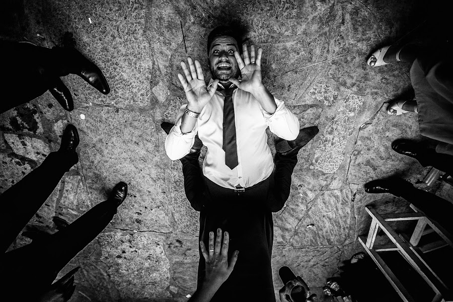 Wedding photographer Javier Luna (javierlunaph). Photo of 20.03.2017