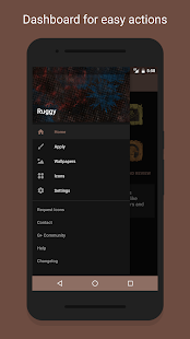 Ruggy - Icon Pack Screenshot