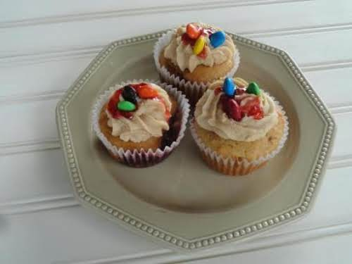 """Peanut Butter and Jelly Cupcakes """"Amazing job with the recipe! I turned..."""