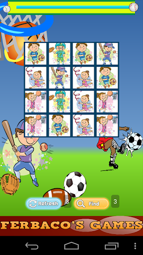 Kids Sports Game Free