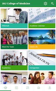 IAU College of Medicine - náhled