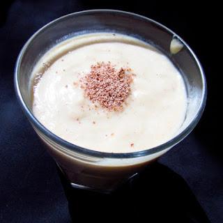 Sweet Potato Chai Smoothie (or, Sweet Potato Pudding)