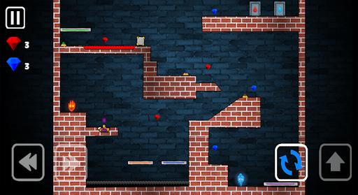 Télécharger Feu et eau - Escape mod apk screenshots 2