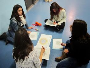 Photo: treball amb grups_millorem accions