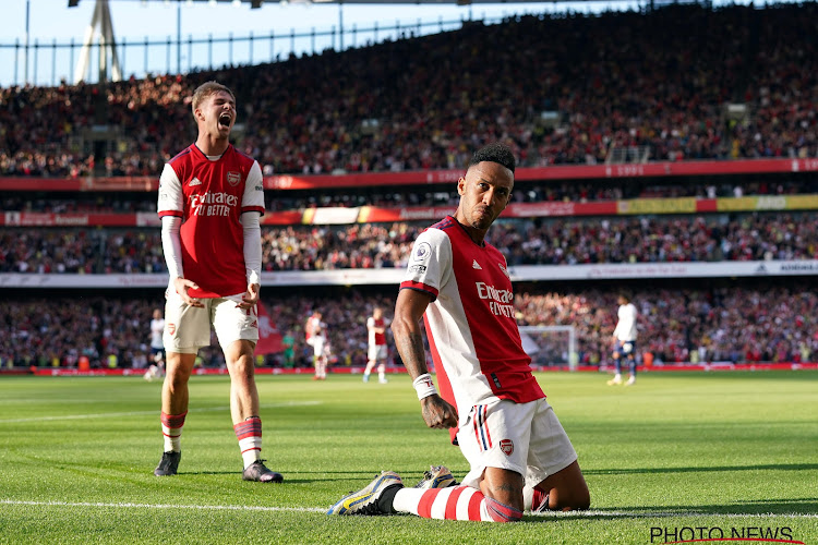 Les Gunners matent Tottenham dans un derby de feu