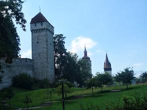 Photo: Museggské věže - (postaveny v letech 1350–1403 coby severní opevnění)