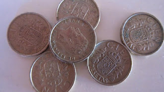 Los españoles conservan pesetas por valor de 1.611 millones de euros