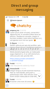 chatchy- screenshot thumbnail