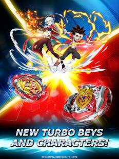 Beyblade Burst Rivals Screenshot