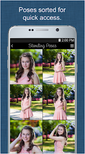 Portrait Photography Poses Pro- screenshot thumbnail