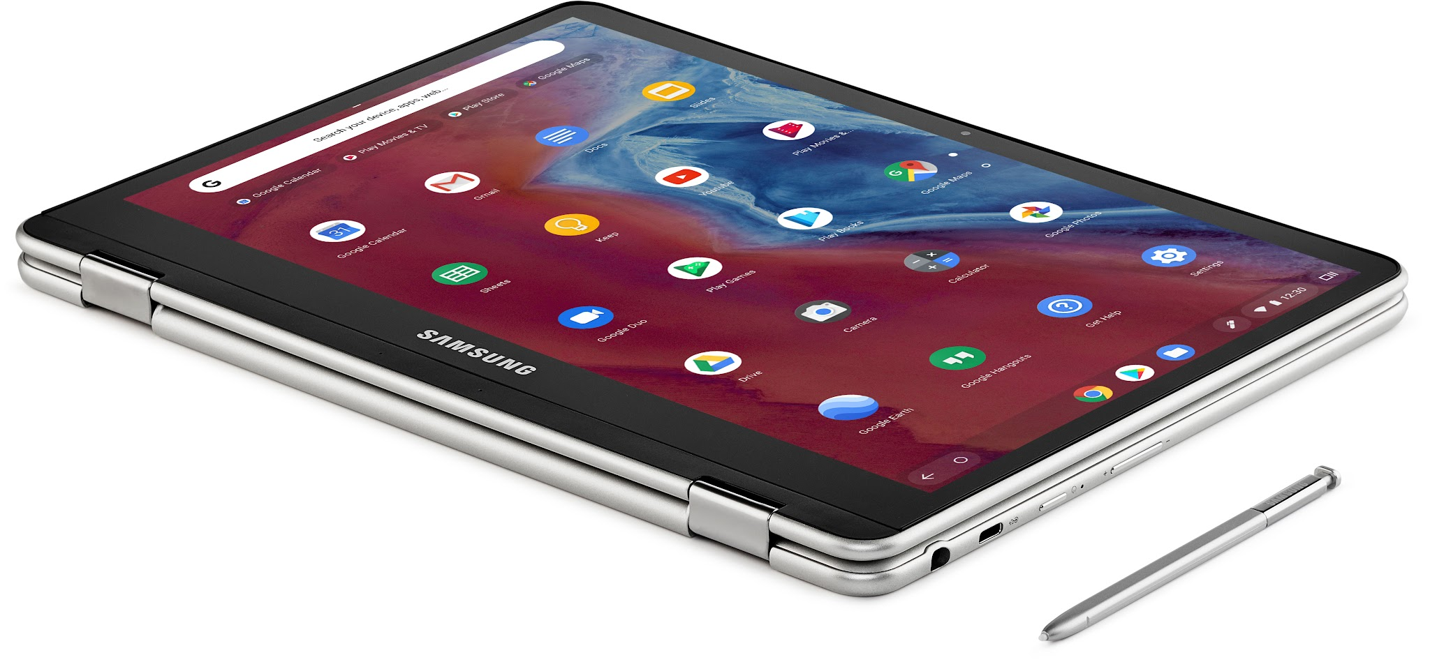 Samsung Chromebook Plus - photo 8