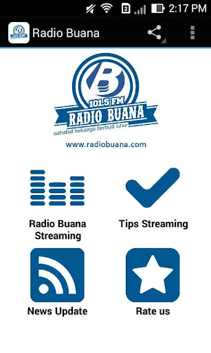 Radio Buana 101.5 FM Bontang