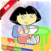 Coloring Book For Dora Tips