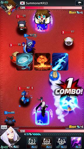 Capsulemon Fight! : Global Monster Slingshot PvP  screenshots 7