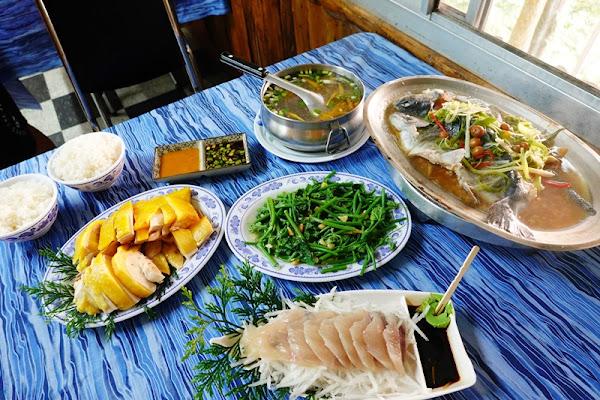 南庄鱒魚養殖場創始店