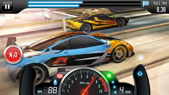 CSR Racing Mod APK Download Unlimited (Gold / Silver ) 4