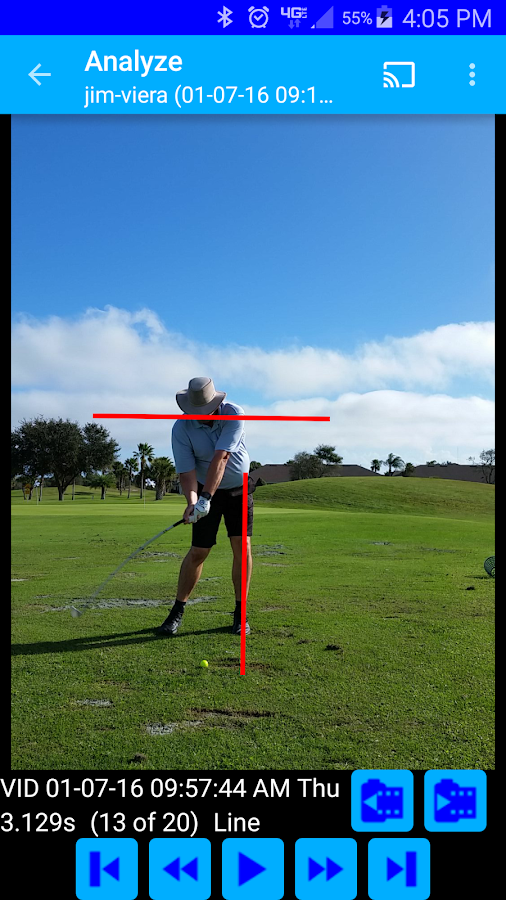 The Aswing Pro Swing Analysis Android Apps On Google Play