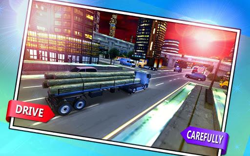 Euro Truck Simulator 3D - Heavy Truck Driving 17 1.8 screenshots 15