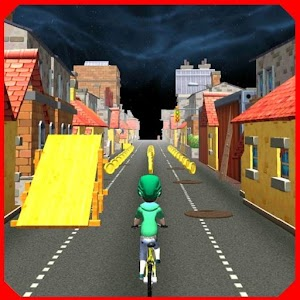 Highway Bike Run for PC and MAC